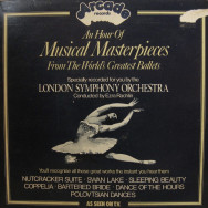 London Symphony Orchestra, Ezra Rachlin - An hour of Musical Masterpieces from The World`s Greatest Ballets