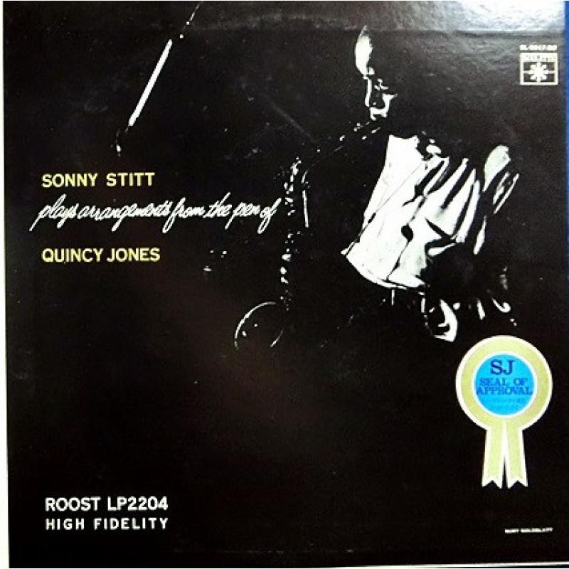 Sonny Stitt – Sonny Stitt Plays Arrangements From The Pen Of Quincy Jones