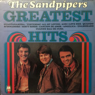 The Sandpipers ‎– Greatest Hits