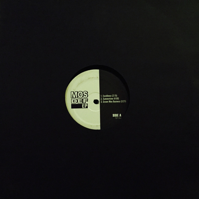 Mos Def - Excellence EP