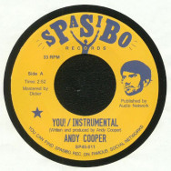 Andy Cooper – You! / Ride It Out