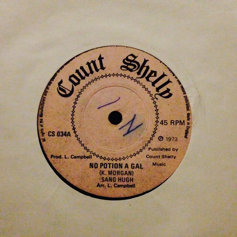 Sang Hugh / D.WashingtonNo potion a gal / The way to reason