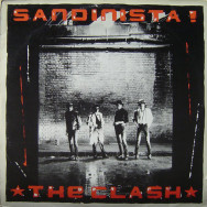 The Clash ‎– Sandinista!